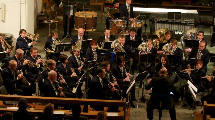 Adventskonzert der Musikgesellschaft Fislisbach