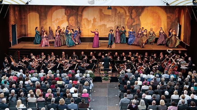 5000 Klassik-Fans besuchten das Solothurn Classics