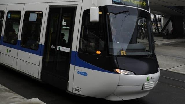 Neue Front der Glattalbahn soll für mehr Sicherheit sorgen