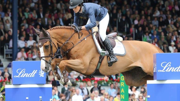 Janika Sprunger auf dem Weg an die Spitze: «Mein Papi ist der Haupttreffer»