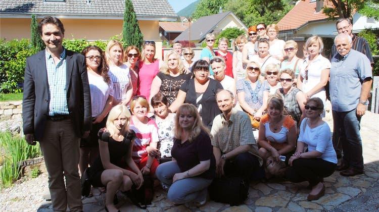 Stiftung Schmelzi erhält Besuch aus Polen