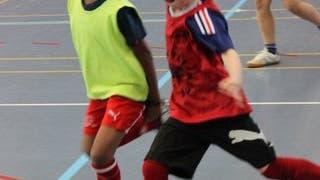 5. Juniorenhallenturnier Dorf vom Samstag, 1. März 2014 des FC Küttigen