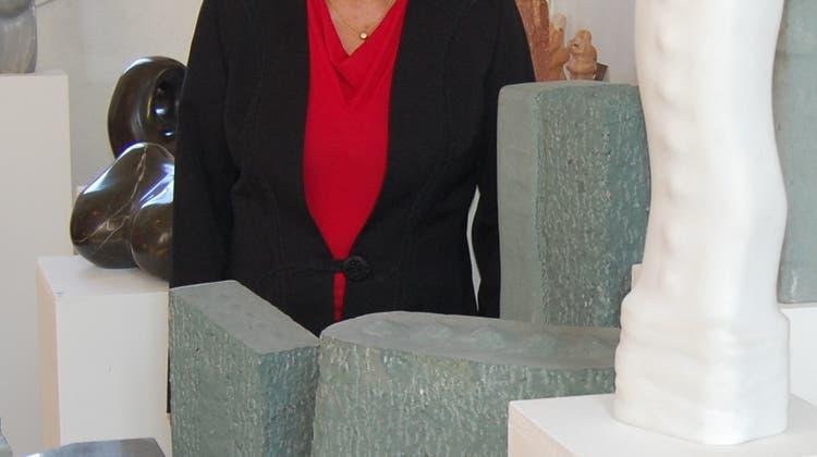 Gedenkausstellung von Bildhauer Jean-Louis Ruffieux