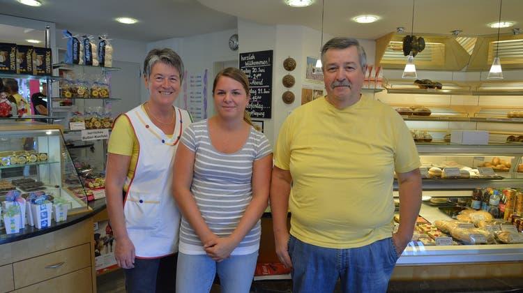 Nach sechzig Jahren übernimmt eine junge Bäckerin