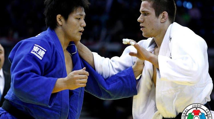 Ciril Grossklaus scheitert knapp im Kampf um Bronze
