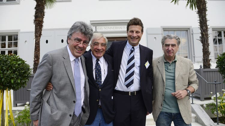 G.N. Hayek jr. sieht in Banga «den besten Stadtpräsidenten»