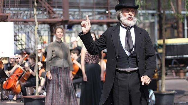Kinderoper «Insalata Verdi» feiert erfolgreich Premiere