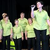 Heissblütige und stimmgewaltige Freaktal Singers