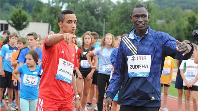 Aargauer Leichtathleten wollen mindestens wieder zwei Goldmedaillen