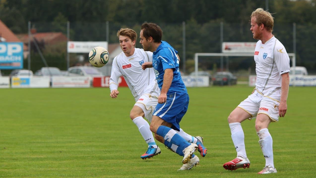 Miro Golob legte beim FC Olten einen Aufstieg wie im Bilderbuch hin