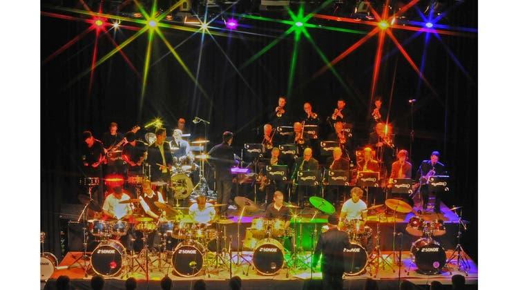 Die Oltner Schlagzeuger-Familie jubilierte mit herzhaftem Groove
