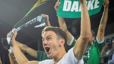 Der FC St.Gallen bekommt sein Publikum und damit ein Stück seiner Seele zurück– willkommen in einer anderen Welt