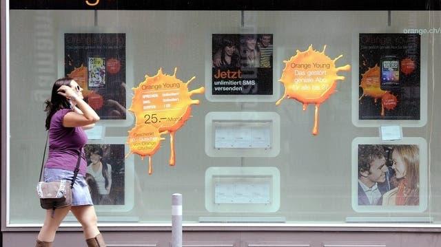 Nokia Siemens gewinnt Orange