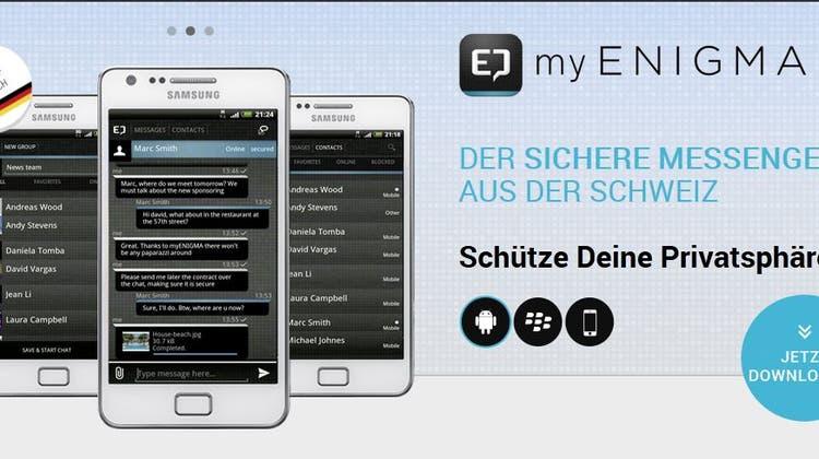 Ein Nachrichtendienst aus Zürich will Datenschnüfflern keine Chance lassen