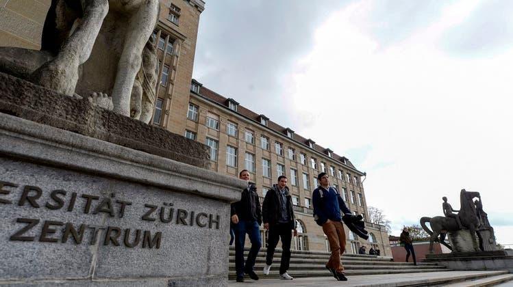 Die Universität Zürich ist ein «attraktiver Partner für die Wirtschaft»