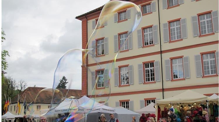 Platzt die Zukunft des Kulturtempels Schloss Beuggen wie eine Seifenblase?
