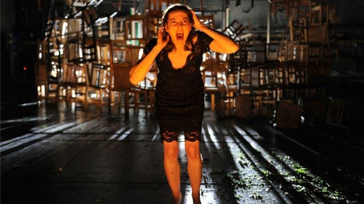 Kälte, Sex und Tod: Bieto bringt Basler Schauspieler an ihre Grenzen