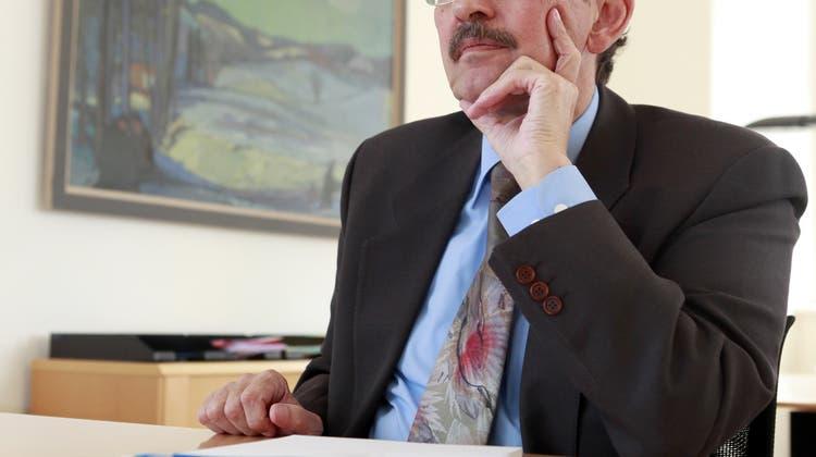 Oberstaatsanwalt Felix Bänziger ermittelt in heiklem Fall