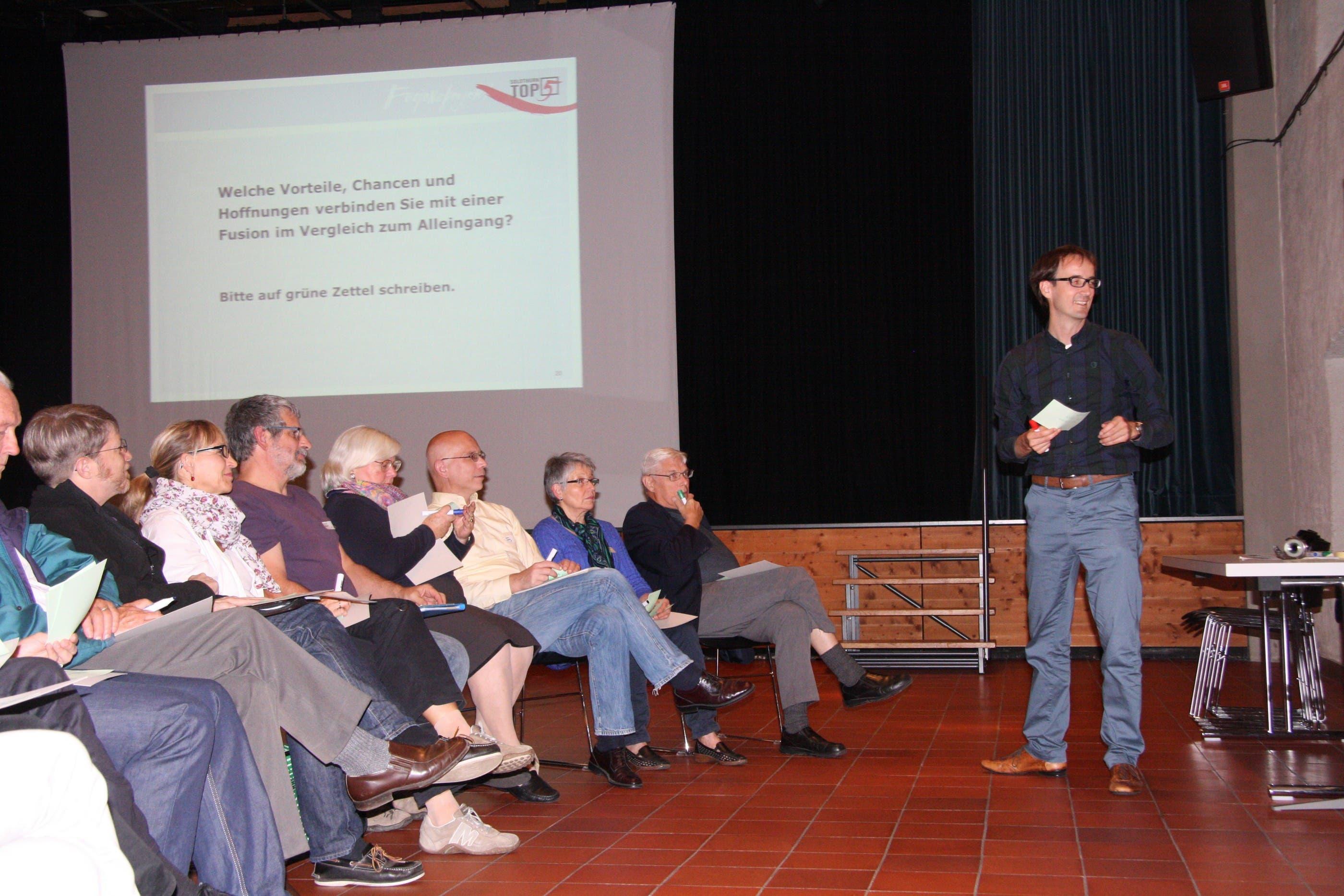 Ivo Willimann, Hochschule Luzern, Co-Moderator