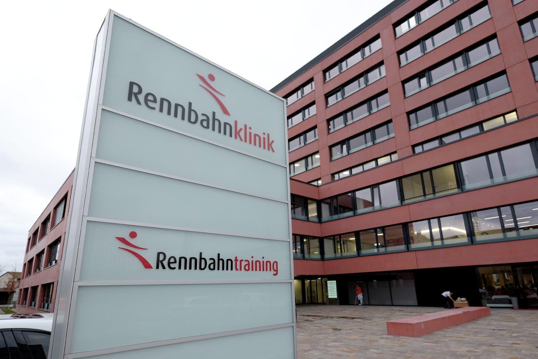 Die Rennbahnklinik wird am neuen Ort eingeweiht.