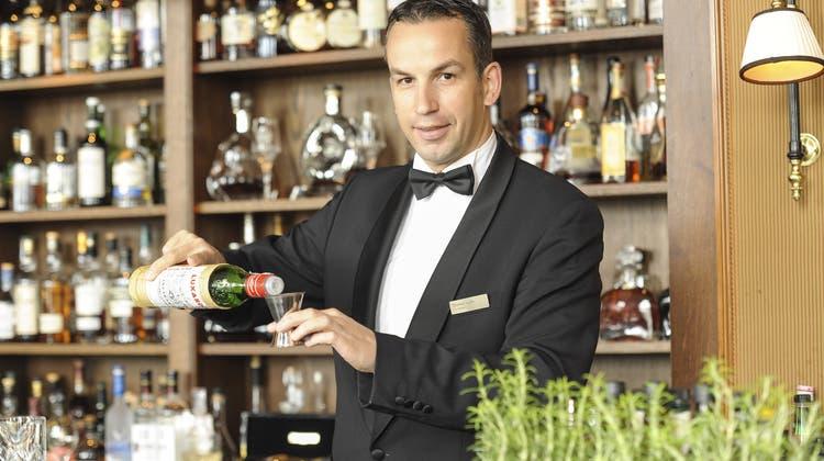 Ein Basler Barchef will weltweit der Beste werden