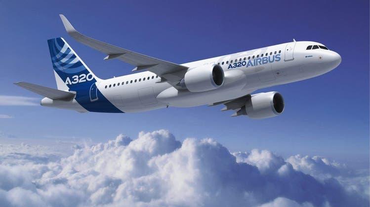 Rekord-Auftrag für Airbus: Lion Air bestellt 200 Flugzeuge