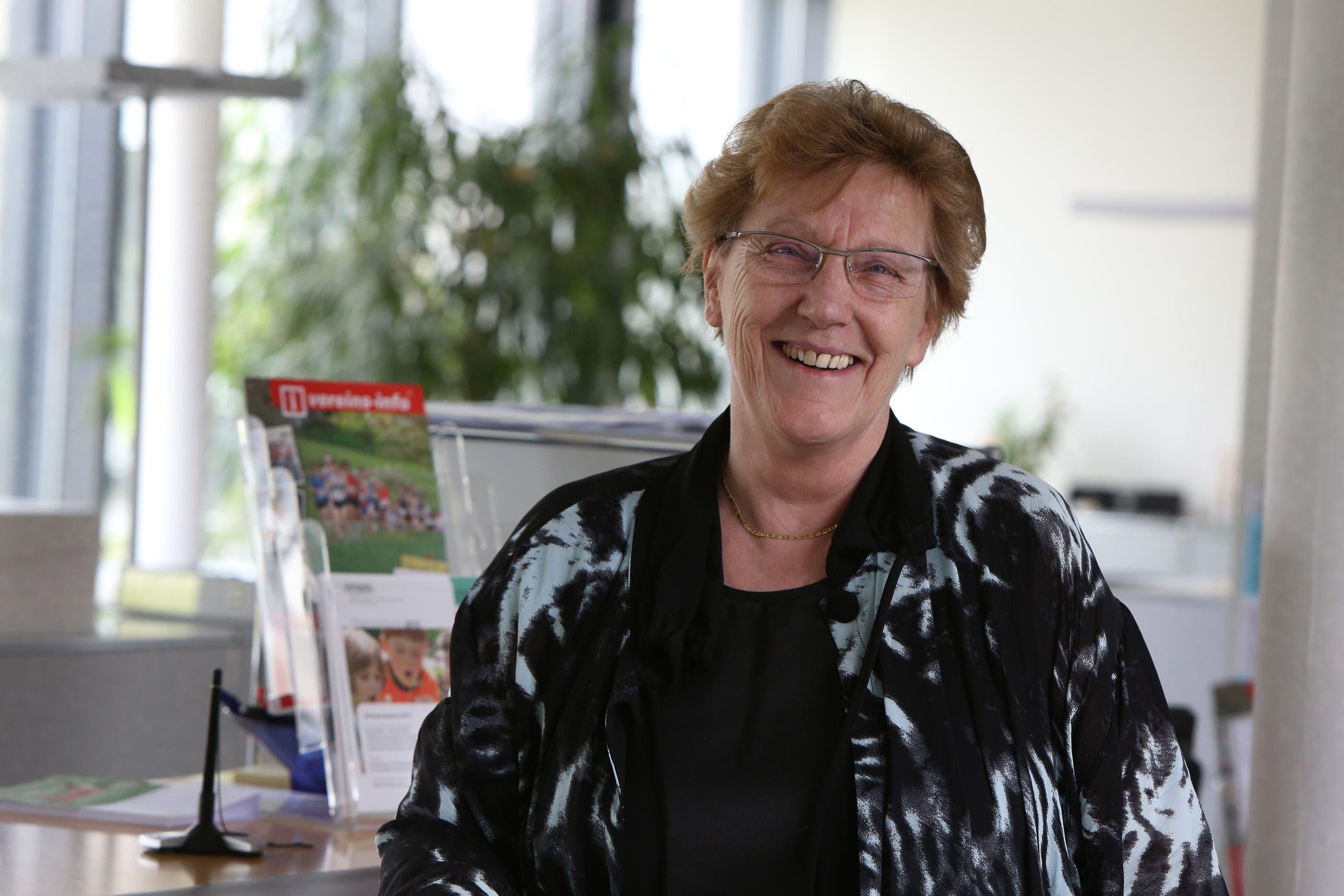 Kategorie Politiker: Johanna Bartholdi, 62, Gemeindepräsidentin von Egerkingen Sie hat mit dem Thema Steuerpranger für Schlagzeilen gesorgt