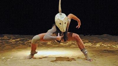 «Sospiri» von Rigolo: Poetischer Tanz im Lichtensteiger Sand