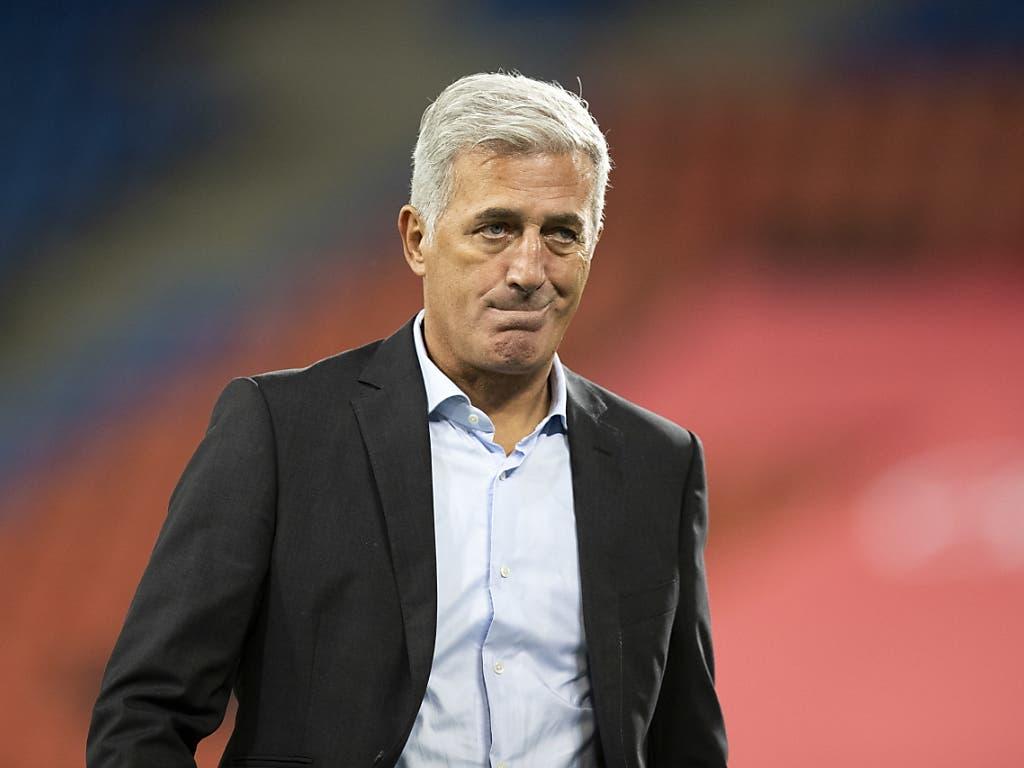 Vladimir Petkovic weiss genau, dass gegen die Deutschen ein Sieg möglich gewesen wäre
