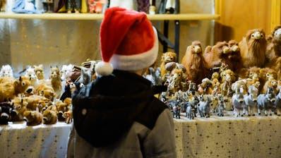 In Rickenbach gibt es dieses Jahr keinen Weihnachtsmarkt. (Symbolbild: Donato Caspari)