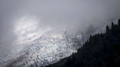 Schwindende Schönheiten: die Schweizer Gletscher. (Jean-Christophe Bott / KEYSTONE)