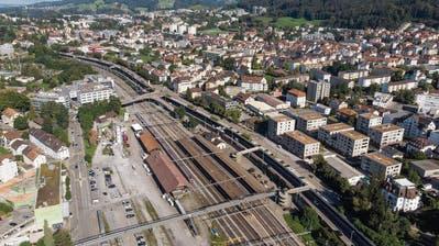 «St.Fiden hat es verdient»: Stadt und Privatwirtschaft wollen die Überdeckung des Bahnhofs St.Fiden nochmals prüfen – SBB sehen das Vorhaben kritisch