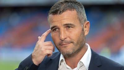 Vor Kurzem hat er beim FC Basel gekündigt, nun soll er beim FC Wil anheuern: Alex Frei. (Bild: Georgios Kefalas / KEYSTONE)