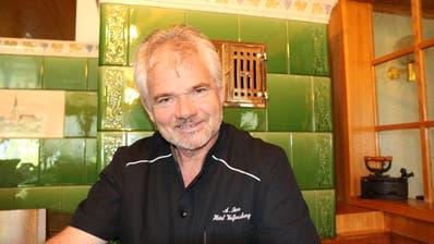 Andreas Senn ist seit 35 Jahren Küchenchef im «Wolfensberg». (Bild: Hans Suter)