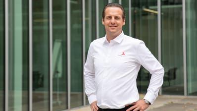 Jan Brzezek, Gründer des Zuger Finanztechnologieunternehmens Crypto Finance. (Bild: PD)