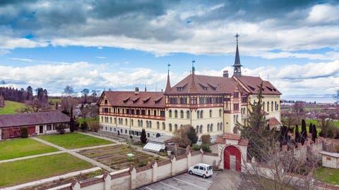 Das Kloster Scholastika in Tübach hat seine Tore vergangenes Jahr geschlossen. (Bild: Urs Bucher)
