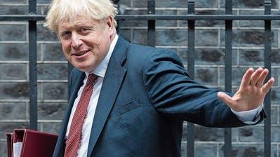 Adieu Brexit-Pakt: Den Briten passt ihr Austrittsabkommen jetzt doch nicht, ein «No Deal» scheint unausweichlich