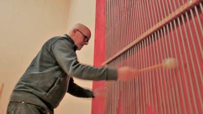 Eröffnet am Samstag sein Ohrenkino: Klangkünstler Stefan Philippi. (Max Eichenberger)