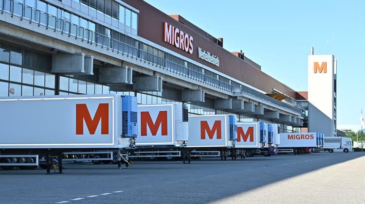 Migros-Verteilzentren SO und AG neu unter gemeinsamer Führung