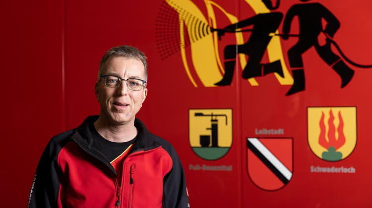 «Die Feuerwehr ist eine gigantische Lebensschule»: Der Kommandant übergibt sein Amt nach 18 Jahren
