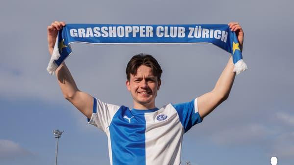 Oskar Buur spielt neu für die Hoppers. (GC)
