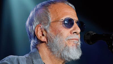 50 Jahre nach seinem Hit «Morning has broken» sagt Cat Stevens: «Meine Musik hat sich gut gehalten»