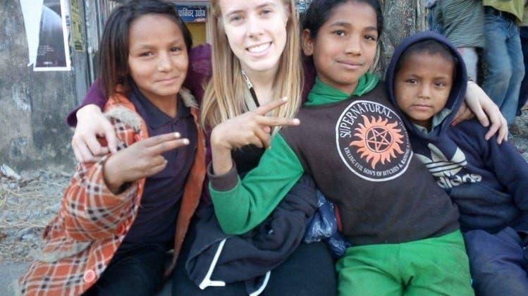 Sie unterrichtet Kinder in Nepal: Auf Jeanine Eberles eigene Schule folgt bald ein Kinderheim