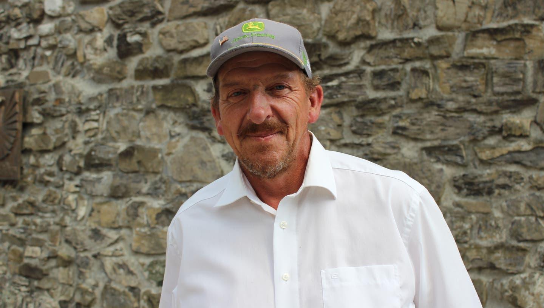 Markus Bricker alias John Deere gibt seinen Posten als Vizepräsident ab. (Bild: PD)