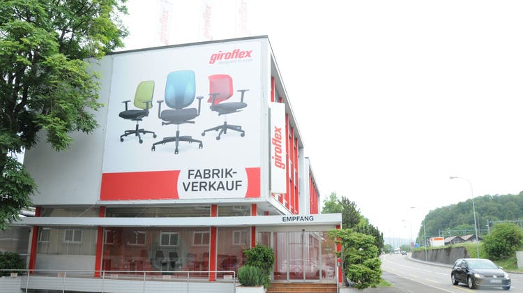 Paukenschlag: 60 Angestellte der ehemaligen Giroflex verlieren ihre Stelle