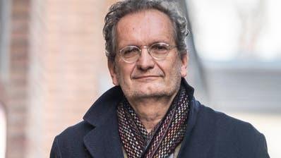 Walter Oberhänsli, CEO der Versandapotheke Zur Rose, muss sich vor dem Bezirksgericht Frauenfeld verantworten. (Bild: Andrea Stalder (9. November 2020))