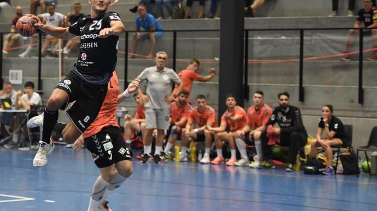 Handballverband spaltet die Gemüter der Aargauer NLB-Klubs