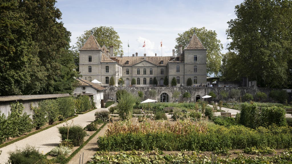 Der historische Ortskern sowie das barocke Schloss gelten als besonders schützenswert.