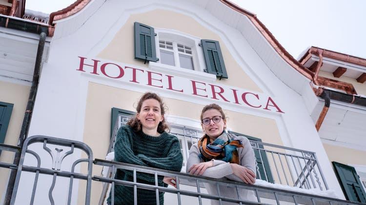 Hotel Erica in Langenbruck: Neue Perle für den Baselbieter Tourismus