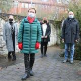 Diese Vertreterinnen und Vertreter der verschiedenen Gewerkschaften wollen sich auch im Jahr 2021 für die Rechte der Arbeitnehmerinnen und -nehmer im Thurgau einsetzen. (Christof Lampart)